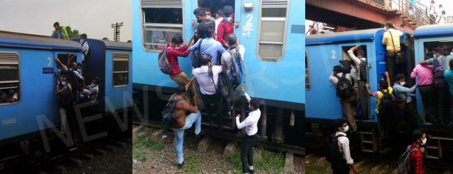 Railway Operations hampered due to Token Strike