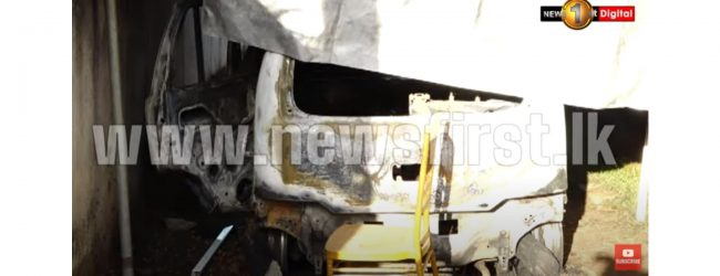 Post-Mortem on Charred Kohuwala Body today (11): Police