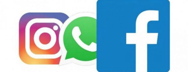Facebook, WhatsApp and Instagram back after brief outage