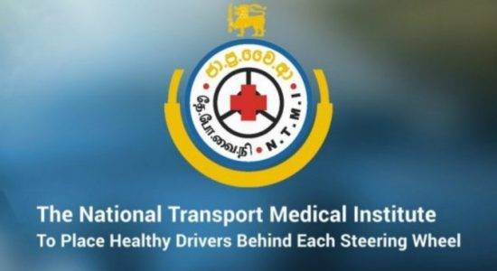 New programme targeting drivers who use drugs: NTMI