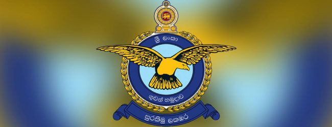 Air Force Officer dead in skydiving accident in Ampara