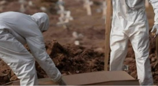 Guidelines on burial of COVID-19 victims released: Health Ministry