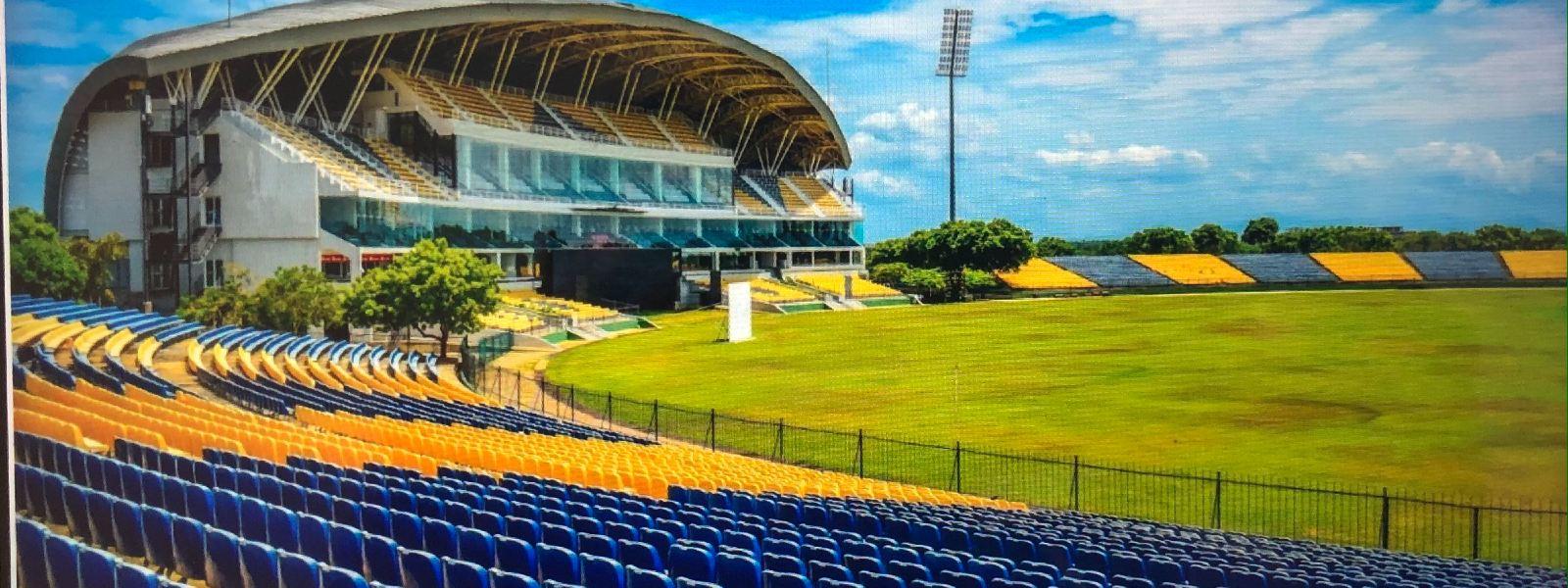 SLC never wanted to build Sooriyawewa International Cricket Stadium?