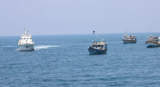 Indian Coast Guard seizes Sri Lankan boats with heroin