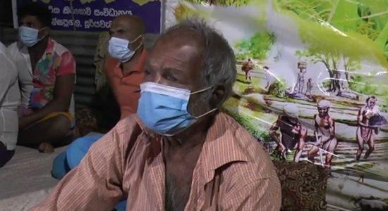 Walsapugala satyagraha continues for 62nd day