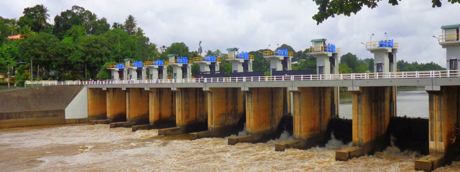 Polgolla Reservoir to be emptied on Thursday (11) night