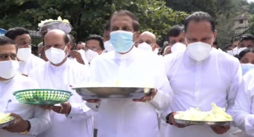 'SLFP will form a future government' – Maithripala Sirisena