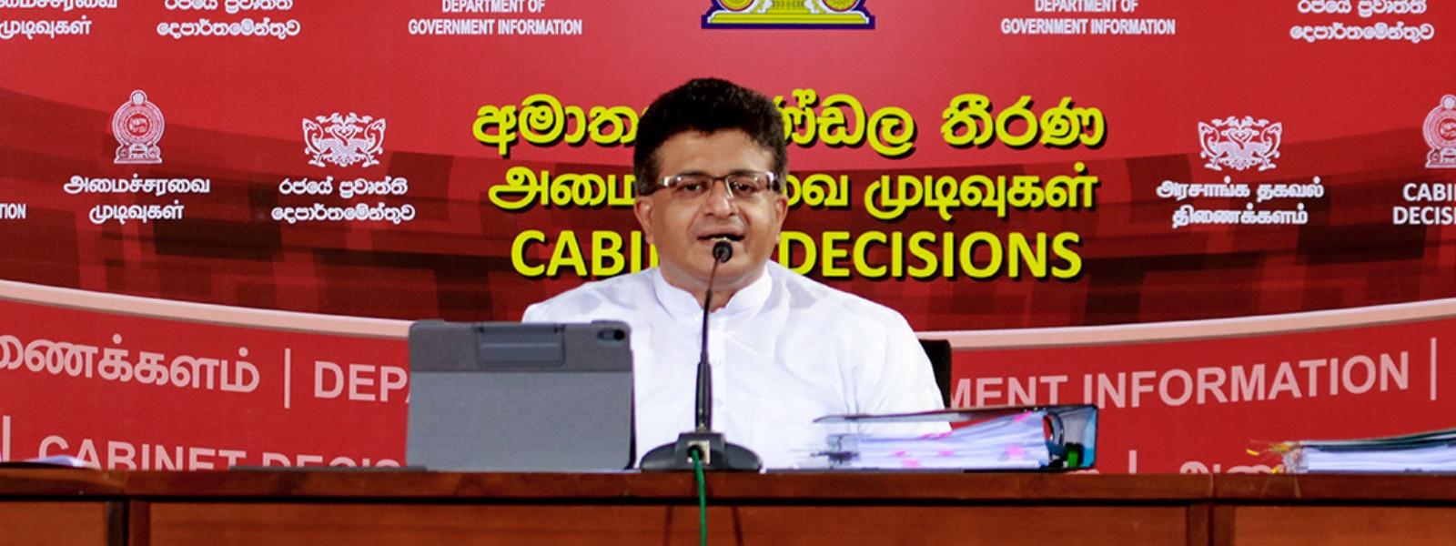 Sri Lanka's Energy Minister declares NO money for fuel