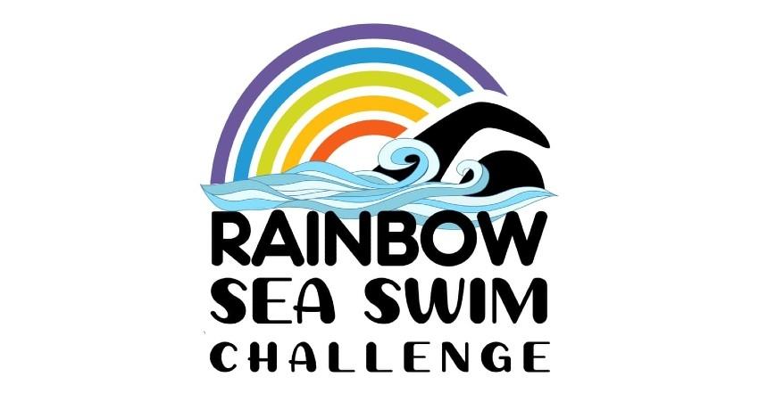 (VIDEO) Rainbow Sea Swim Challenge 2021 concludes in Mount Lavinia