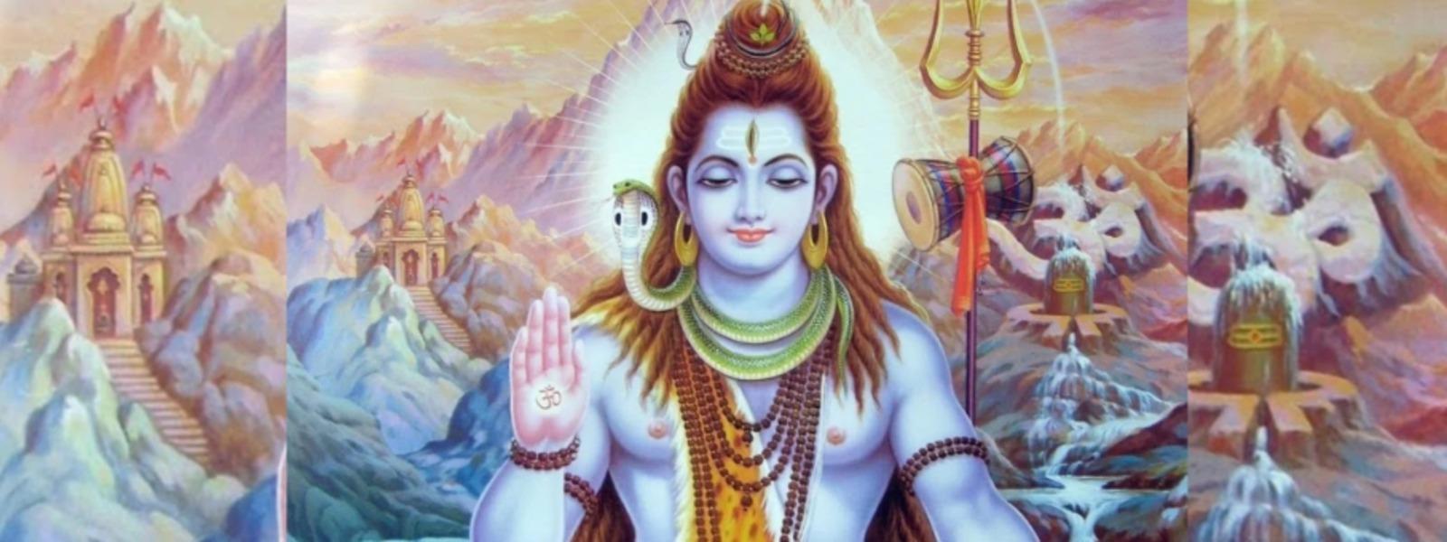 Maha Shivaratri Day: Blessings of Lord Shiva sought to achieve peace – President