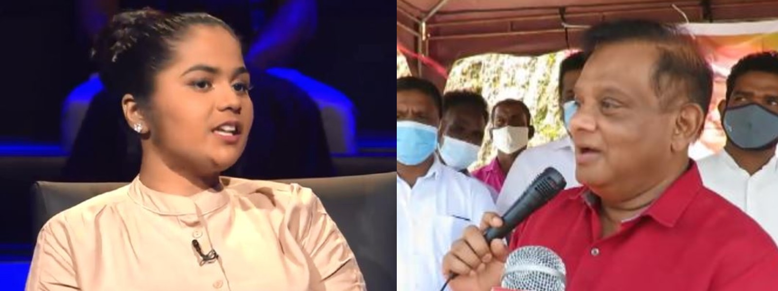 Police record statement from Lakshapathi contestant on allegations of environmental destruction