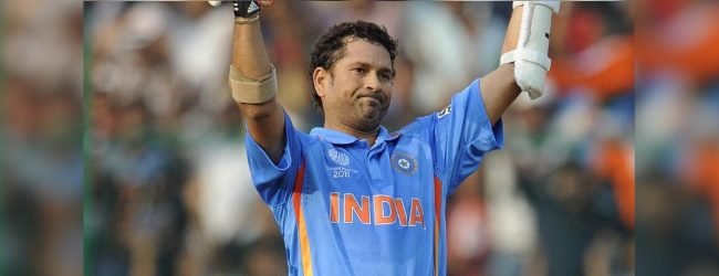 Indian Cricket Icon Sachin Tendulkar tests positive for COVID-19