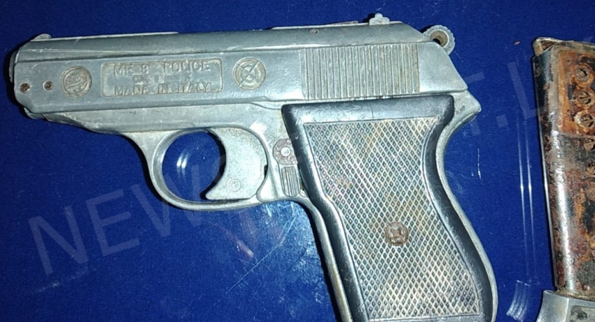 Suspect arrested in Puttalam for possession of illegal firearm