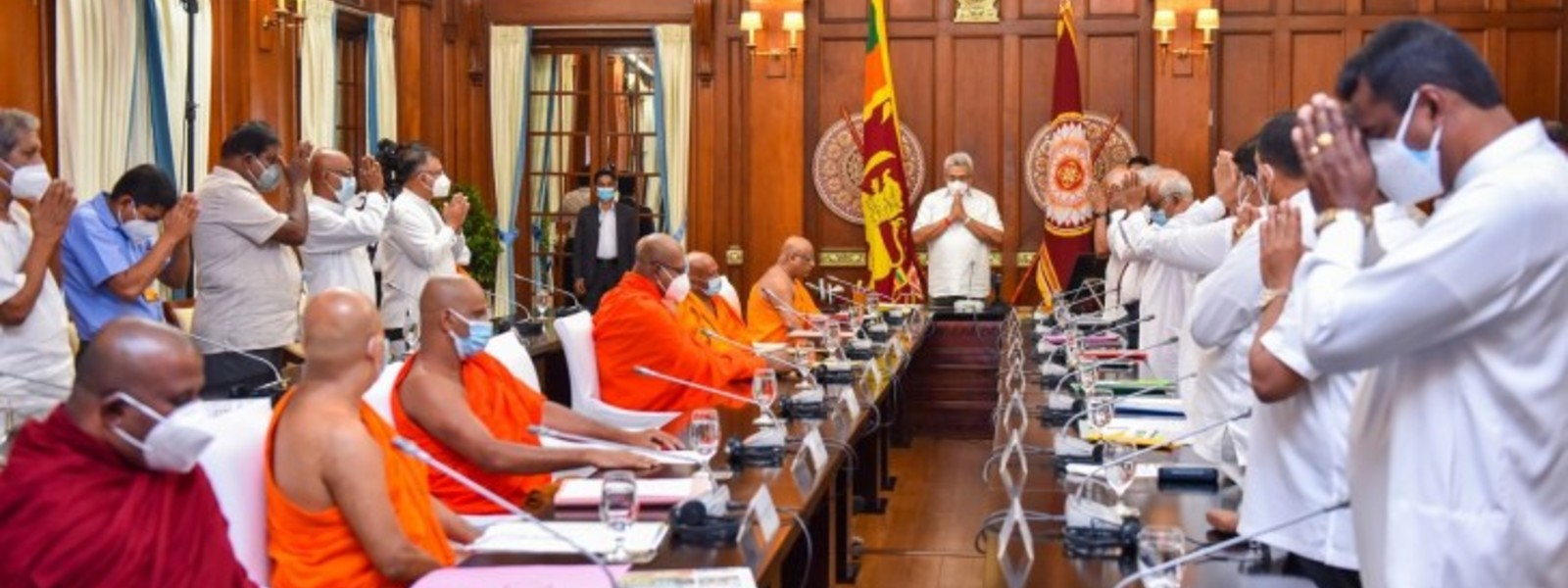 President focuses on shortage of tamed elephants for peraheras