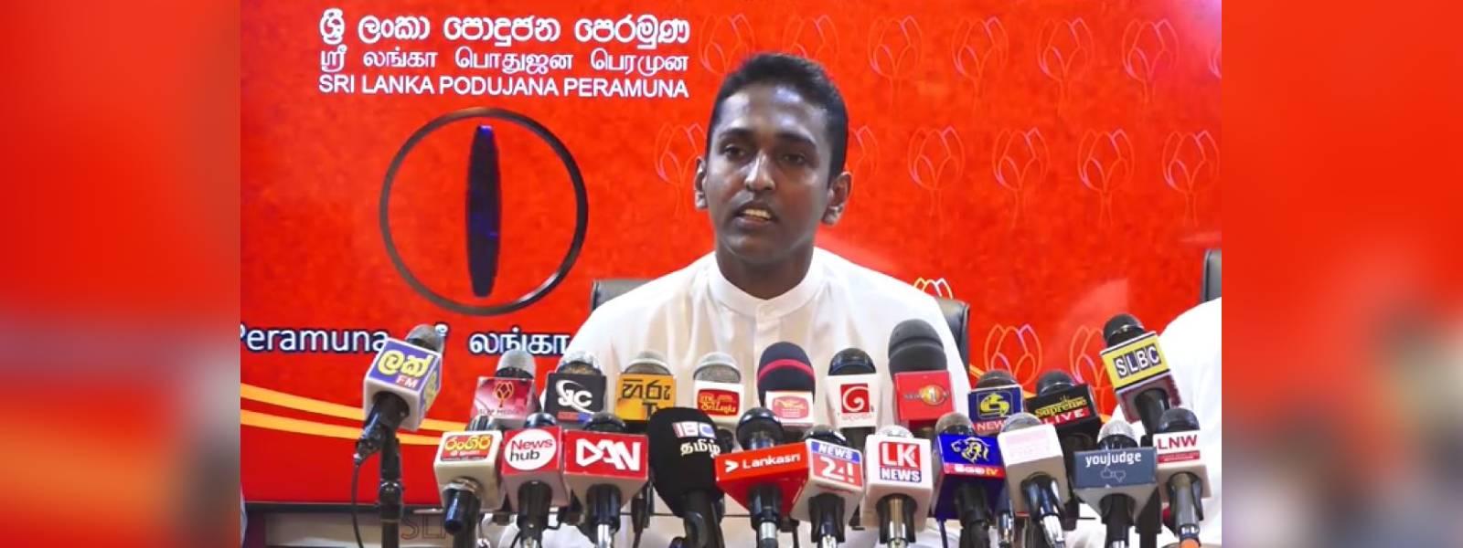 Govt. MP's deny deforestation near Sinharaja