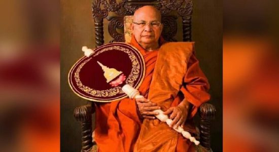 Final rites of Most. Ven. Aggamaha Panditha Kotugoda Dhammawasa Thero tomorrow (25)