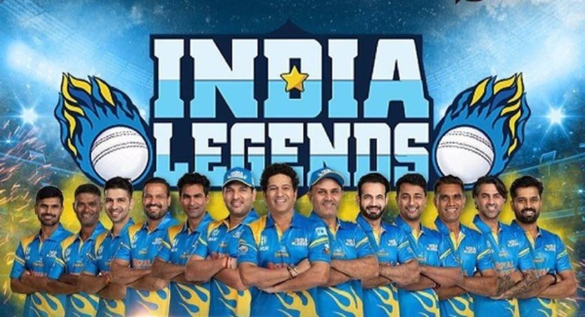 India Legends Beat Sri Lanka Legends In Final To Clinch Title