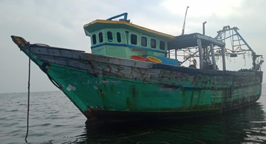 40 detained Indian fishermen released; 14 remain in detention