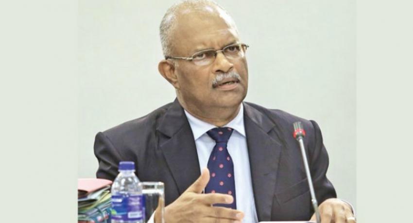 Ex-CID Chief returned to remand custody over false evidence case