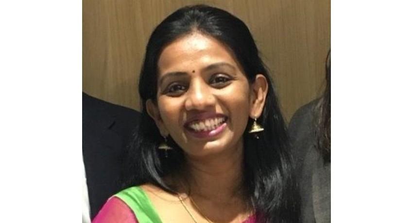 Ranitha Gnanarajah to receive 2021 IWOC award by US Secretary of State
