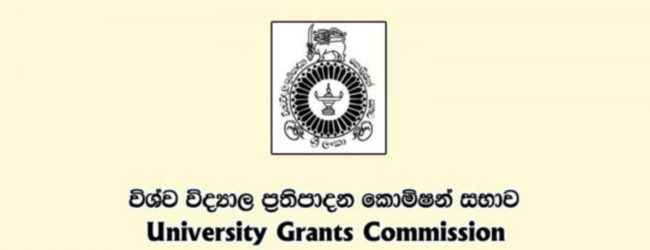 Special meeting between PM and Vice-Chancellors today (02): UGC