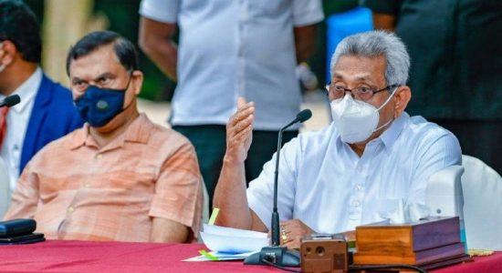 Govt. will not allow environmental destruction – President
