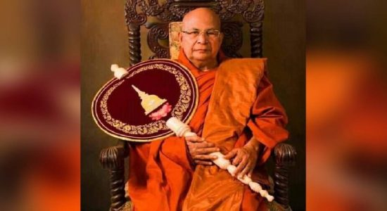 Most Ven. Aggamaha Panditha Kotugoda Dhammawasa thero passed away