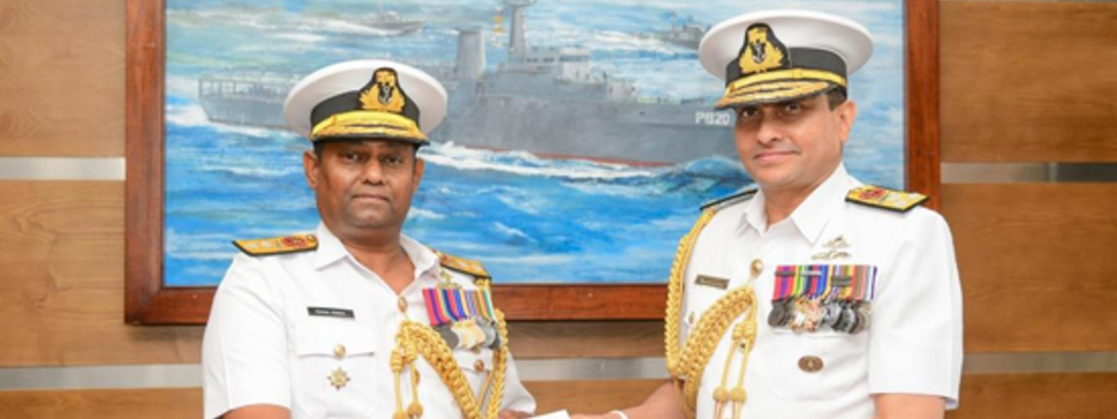 Rear Admiral Ruwan Perera appointed as Chief of Staff of the Navy