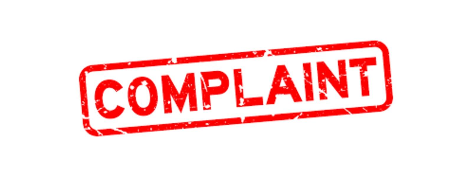 Complaint against final recommendation on PCoI report