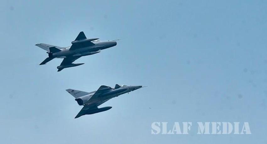 SLAF celebrates 70 years as guardians of Sri Lanka's air space