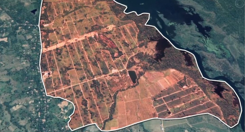 Chemical-laden banana cultivation affects Ulhitiya reservoir