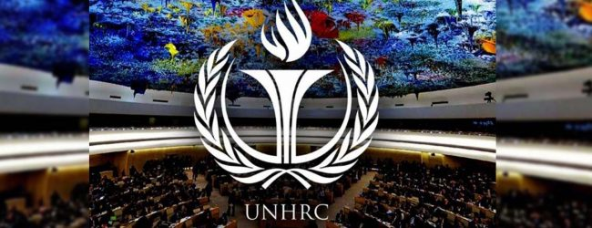 Sri Lanka speaks up at UNHRC session