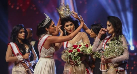 Mrs. World Inc regrets Caroline Juries conduct at Mrs. Sri Lanka pageant