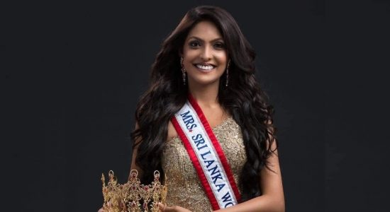 Regulate Beauty Pageants in Sri Lanka, says Former Mrs. World Caroline Jurie