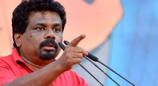 President & Govt don't have mandate to make SL a Chinese Territory – JVP