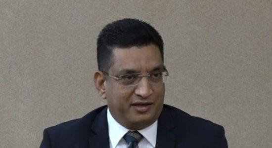 (VIDEO) Sri Lanka to bring laws on 'fake news' spreading on social media – Justice Minister