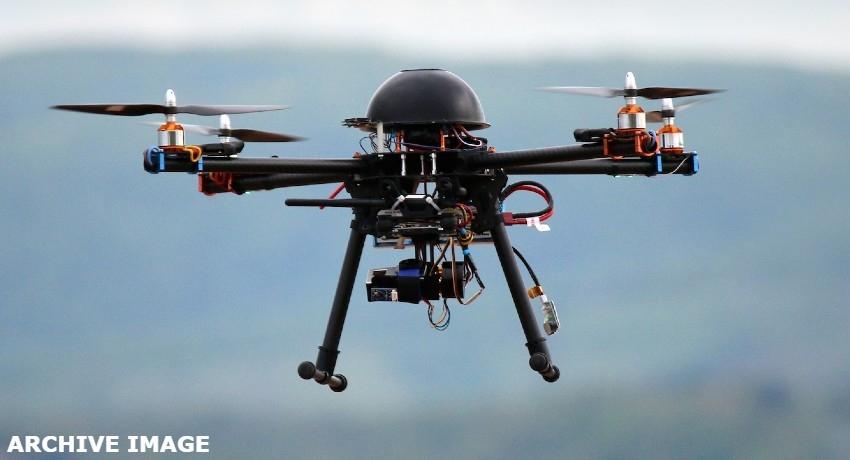 Australia gifts aerial drones to fight crime in Sri Lanka