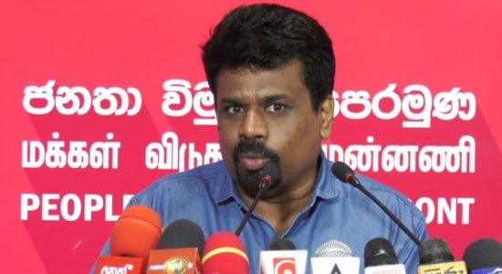 April 21st attacks: JVP complains against removal of posters