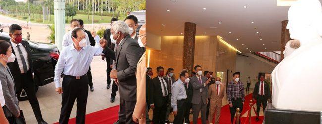 Sri Lanka to convert Quarantine Centers to COVID Care Centers