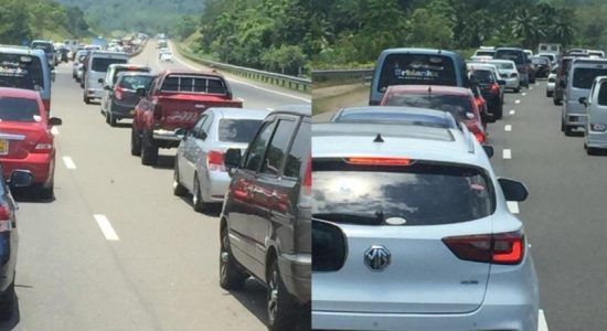 Negligence cause for Wednesday's (14) expressway accidents