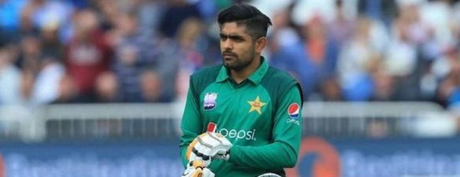 Babar ends Kohli's supremacy in ICC Men's ODI Player Rankings