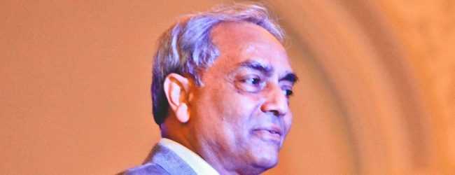 Removing Mohan Peiris as CJ was unconstitutional – Justice Minister