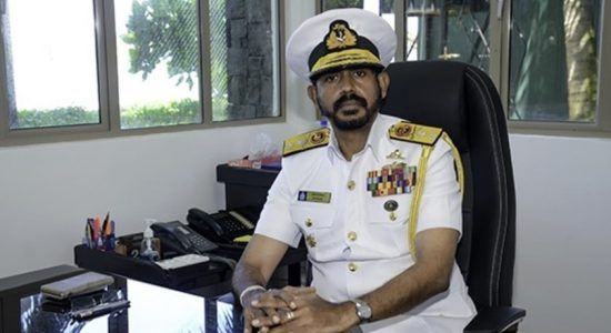 Rear Admiral Prasanna Hewage takes over command of Southern Naval Area