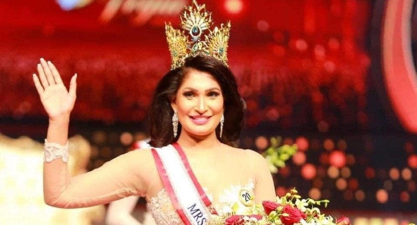 """""""Did not violate pageant rules, will take legal action against incident"""" – Pushpika"""
