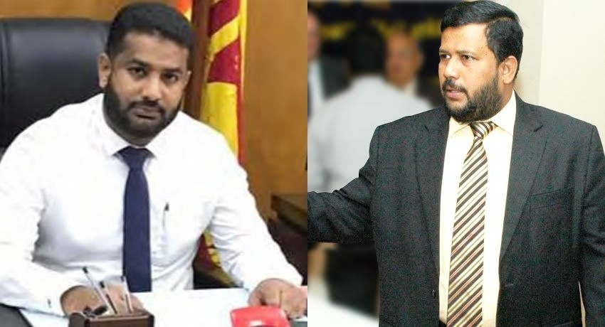 BREAKING NEWS: RIshad Bathiudeen & brother arrested by CID