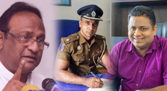 Arundika defends request to transfer cop; Minister says not politically motivated