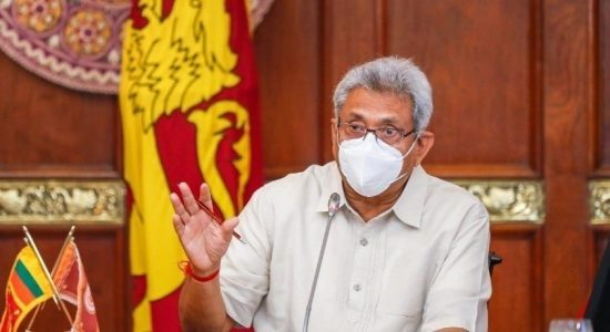 Sri Lanka will become first country to be free of chemical fertilizer; President