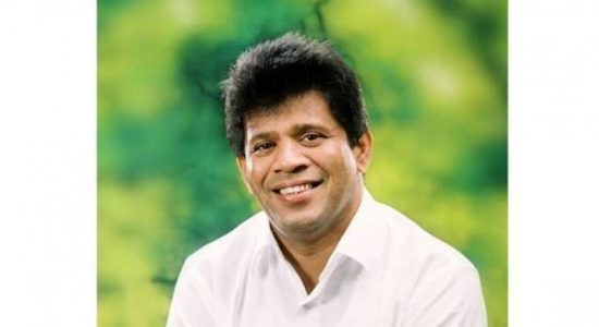 Ajith Mannapperuma replaces Ranjan Ramanayake as a MP