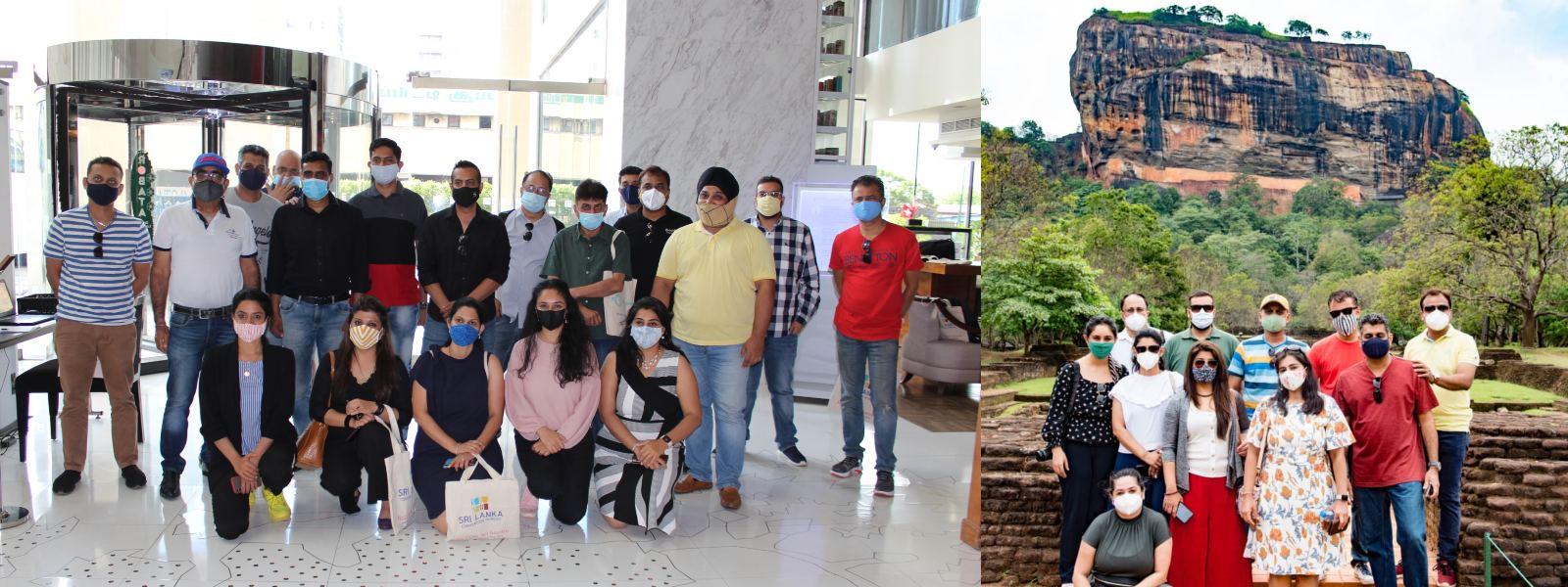 UL hosts Indian delegation on bio-bubble tourist concept