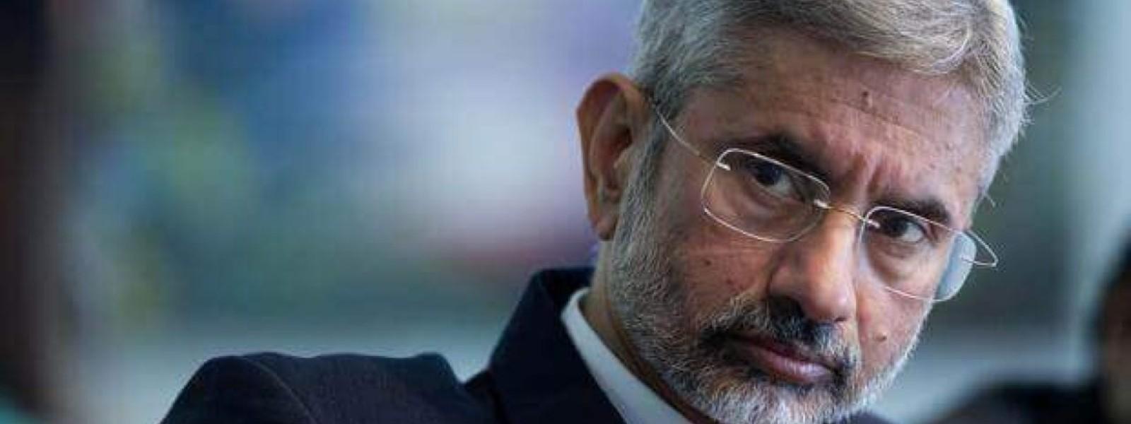 India wants Sri Lanka to hold early PC elections; Jaishankar